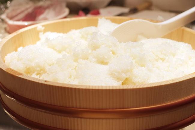 作り方 寿司 酢